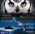 Der Auserwählte / Die Legende der Wächter Bd.10 (3 Audio-CDs)