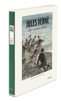 Der grüne Blitz - Verne, Jules