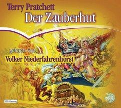 Der Zauberhut / Scheibenwelt Bd.5 (8 Audio-CDs) - Pratchett, Terry