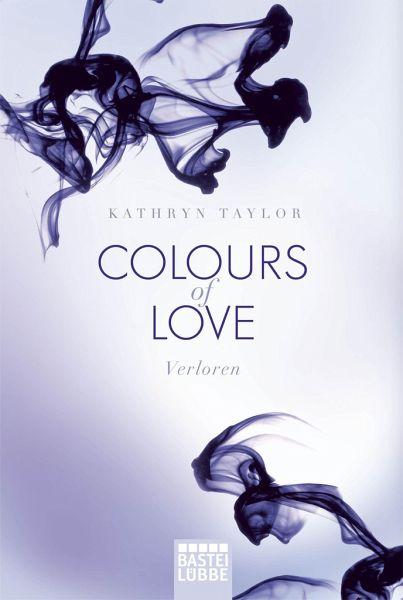Buch-Reihe Colours of Love von Kathryn Taylor