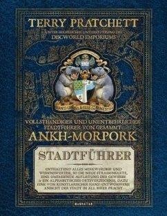 Vollsthändiger und unentbehrlicher Stadtführer von gesammt Ankh-Morpork - Pratchett, Terry