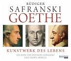 Goethe, 8 Audio-CDs