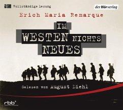 Im Westen nichts Neues, 5 Audio-CDs - Remarque, Erich Maria