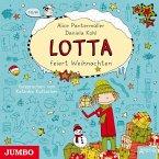 Lotta Feiert Weihnachten / Mein Lotta-Leben (1 Audio-CD)