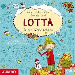 Lotta Feiert Weihnachten / Mein Lotta-Leben (1 Audio-CD) - Pantermüller, Alice; Kohl, Daniela