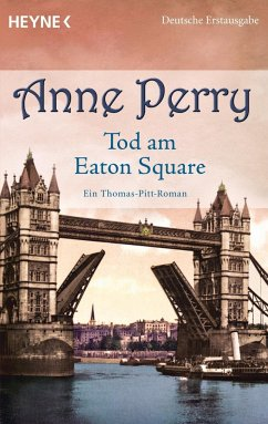 Tod am Eaton Square / Thomas & Charlotte Pitt Bd.28 - Perry, Anne