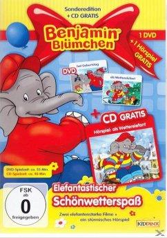 Benjamin Blümchen - ...hat Geburtstag/...als We...