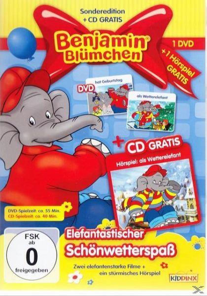 Benjamin Blümchen - ...hat Geburtstag ...als Wetterelefant