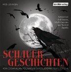 Schauergeschichten, 9 Audio-CDs