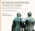 Goethe & Schiller, 4 Audio-CDs
