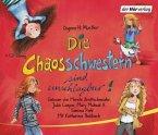 Die Chaosschwestern sind unschlagbar! / Die Chaosschwestern Bd.2 (4 Audio-CDs)
