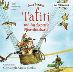 Tafiti und das fliegende Pinselohrschwein / Tafiti Bd.2 (1 Audio-CD)