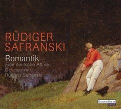 Romantik, 5 Audio-CDs - Safranski, Rüdiger