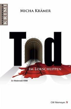 Tod im Lokschuppen (eBook, ePUB) - Krämer, Micha