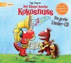 Der kleine Drache Kokosnuss - Die große Lieder-CD, 1 Audio-CD
