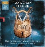 Die seufzende Wendeltreppe / Lockwood & Co. Bd.1 (2 MP3-CDs)