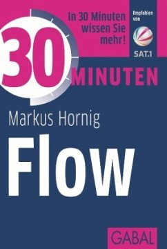30 Minuten Flow - Hornig, Markus