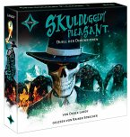 Duell der Dimensionen / Skulduggery Pleasant Bd.7 (8 Audio-CDs)