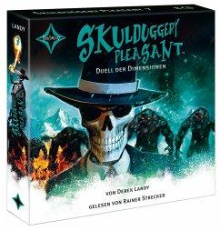 Duell der Dimensionen / Skulduggery Pleasant Bd.7 (8 Audio-CDs) - Landy, Derek
