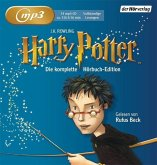 Harry Potter, 14 MP3-CD