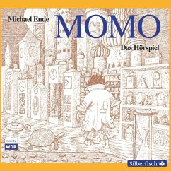 Momo, 3 Audio-CDs - Ende, Michael