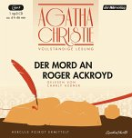 Der Mord an Roger Ackroyd, 1 MP3-CD