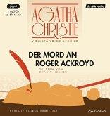 Der Mord an Roger Ackroyd, 1 MP3-CD