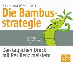 Die Bambusstrategie - Maehrlein, Katharina