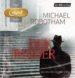 Der Insider / Joe O'Loughlin & Vincent Ruiz Bd.6 (1 MP3-CD)