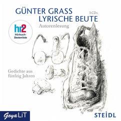 Lyrische Beute, 3 Audio-CDs - Grass, Günter