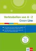 Green Line. Verbtabellen von A-Z