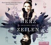 Mein Herz zwischen den Zeilen / Delilah und Oliver Bd.1 (4 Audio-CDs)