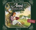 Anne auf Green Gables, 4 Audio-CDs