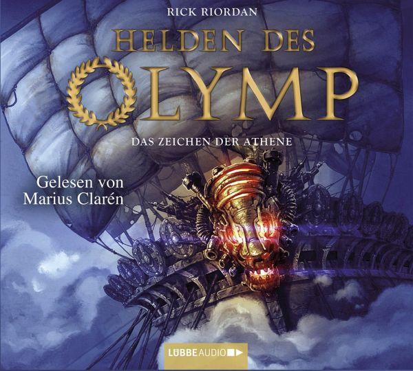 official supplier sale online best sell Das Zeichen der Athene / Helden des Olymp Bd.3 (6 Audio-CDs)
