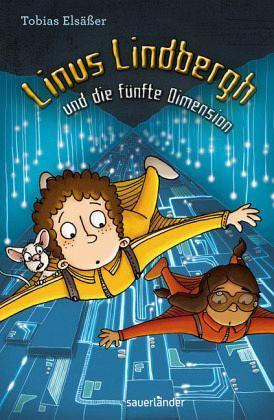 Buch-Reihe Linus Lindbergh von Tobias Elsäßer