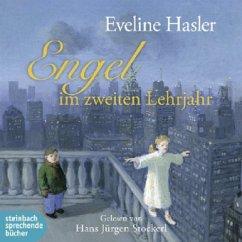 Engel im zweiten Lehrjahr, 1 Audio-CD - Hasler, Eveline