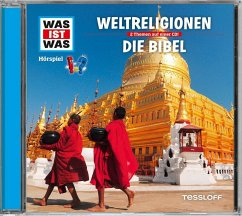 Weltreligionen / Die Bibel, 1 Audio-CD - Haderer, Kurt
