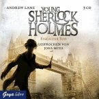 Eiskalter Tod / Young Sherlock Holmes Bd.3 (3 Audio-CDs)