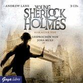 Eiskalter Tod / Young Sherlock Holmes Bd.3 (3 Audio-CDs)