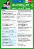 Green Line New 3. Auf einen Blick. Grammatik. Bayern