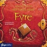Fyre / Septimus Heap Bd.7 (6 Audio-CDs)