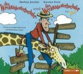 Der Wechstabenverbuchsler + Der Wechstabenverbuchsler im Zoo, 1 Audio-CD