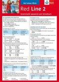 Red Line 2. Auf einen Blick. Grammatik passend zum Schulbuch