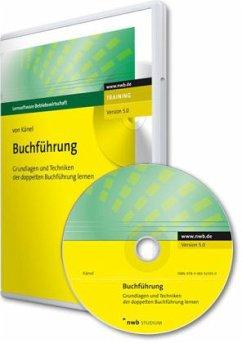 NWB-Lernsoftware Buchführung, CD-ROM