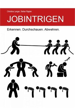 Jobintrigen (eBook, ePUB) - Langer, Christina; Rippler, Stefan