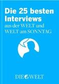 Die besten Interviews aus der WELT und WELT am SONNTAG (eBook, ePUB)