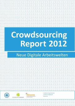 Crowdsourcing Report 2012 (eBook, ePUB)
