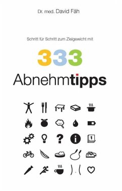 333 Abnehmtipps (eBook, ePUB) - Fäh, David