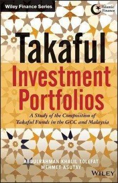 Takaful Investment Portfolios (eBook, PDF) - Asutay, Mehmet; Tolefat, Abdulrahman Khalil