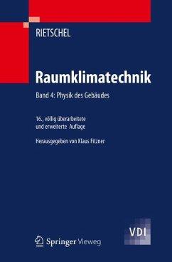Raumklimatechnik (eBook, PDF)
